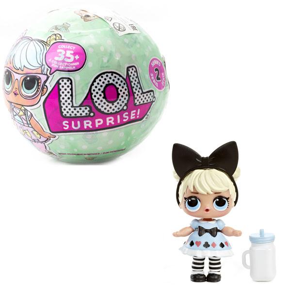 Куклы ЛОЛ LOL Surprise оригинал купить в Москве